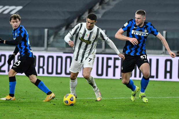 Championnat ou Super League, les clubs italiens devront choisir