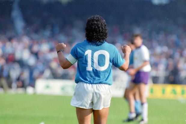 """Décès de Maradona: Villas-Boas propose de retirer le numéro 10 """"dans tous les pays, tous les clubs"""""""