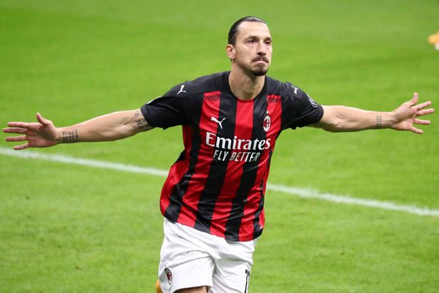 """Ibrahimovic promeut le masque: """"Tu n'es pas Zlatan, ne défie pas le virus"""""""