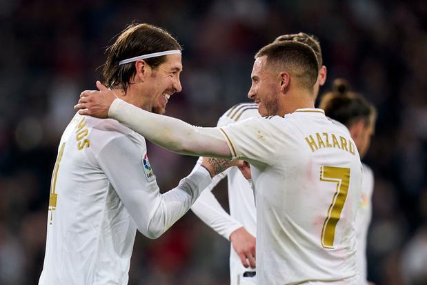 Le Real Madrid concède le nul à domicile contre le Celta Vigo