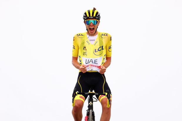 Tour de France: Pogacar assoit sa domination en remportant la plus belle étape des Pyrénées