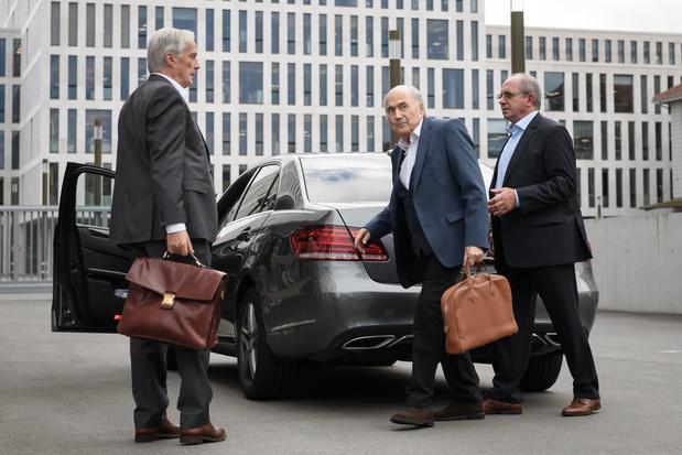 L'ancien président de la FIFA Sepp Blatter retrouve la justice dans l'affaire du paiement suspect à Platini