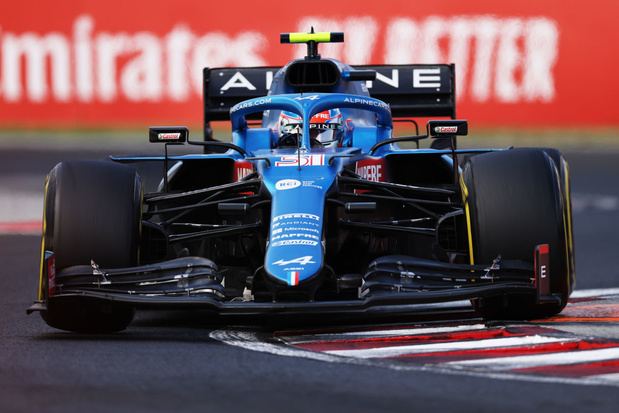 La F1 parle français
