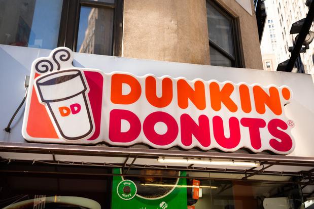 Dunkin' Donuts débarque en Belgique