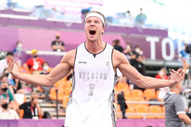 L'équipe de basket 3X3 jouera la Lettonie en demi-finale !