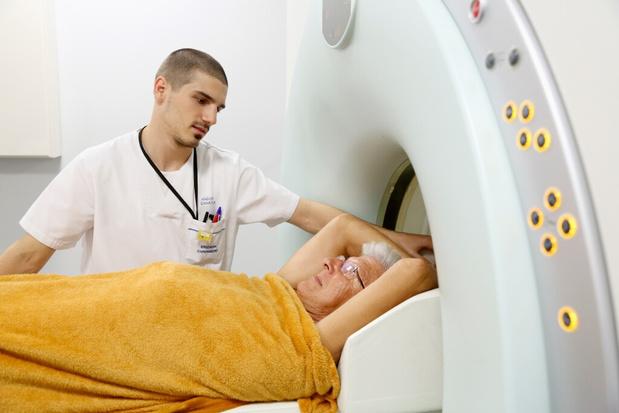 Prognostische waarde PET-scan bij vroeg stadium van hodgkinlymfoom