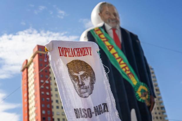 La Cour suprême du Brésil annule deux procédures contre Lula
