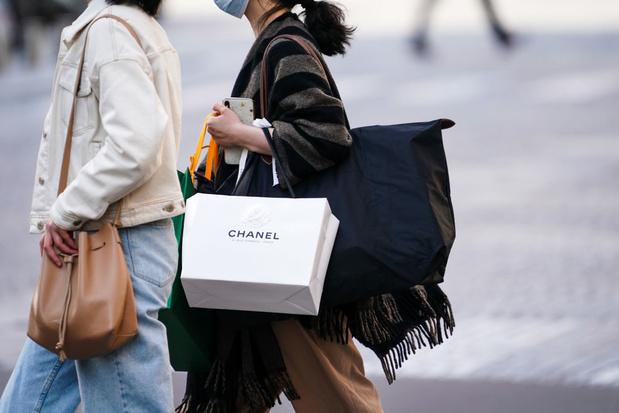 Crisis maakt luxetassen fors duurder