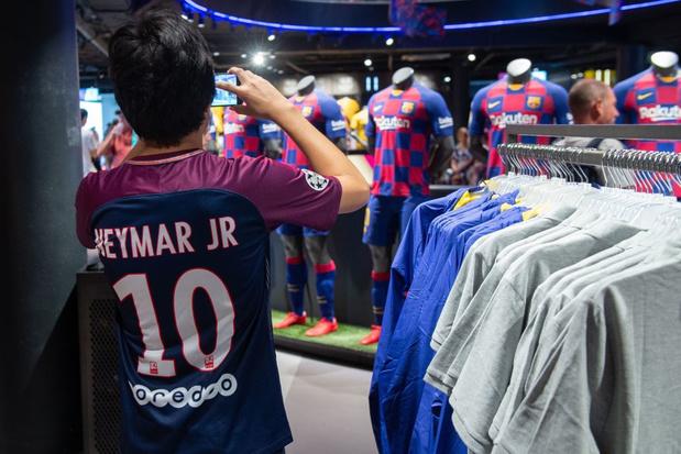 Le Barça et Neymar mettent fin à leurs conflits financiers