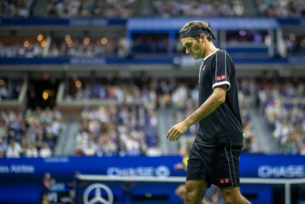 """Federer: """"Je suis déçu mais la saison a été positive et je vais me relever"""""""