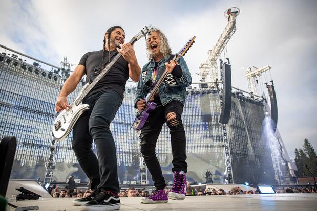 Metallica fait don de 250.000 euros à un hôpital oncologique pour enfants