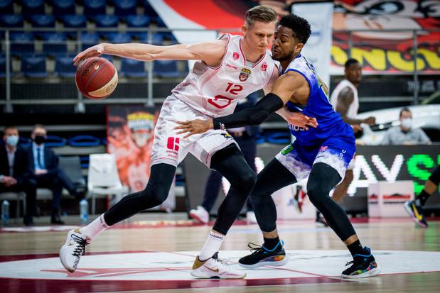 Jour J pour Vrenz Bleijenbergh: va-t-il être repris dans la draft de NBA ?