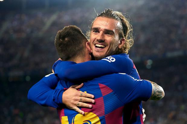 """""""J'ai offert du maté à Messi, on est sur la bonne voie"""", sourit Griezmann"""