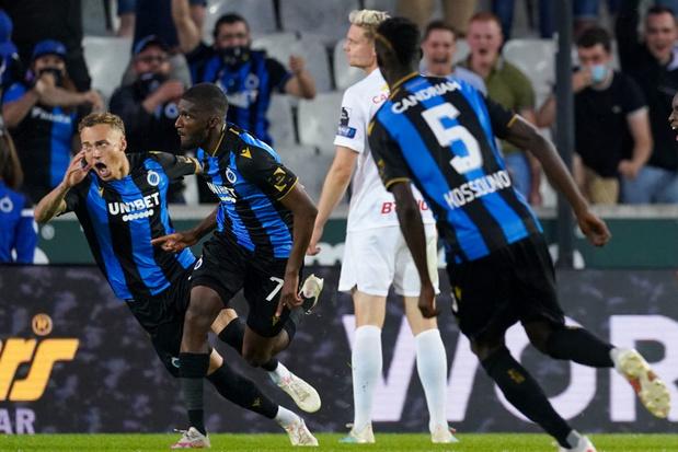 J-1 avant la reprise de la Pro League: De la jeunesse dorée brugeoise au manque de buteur gantois