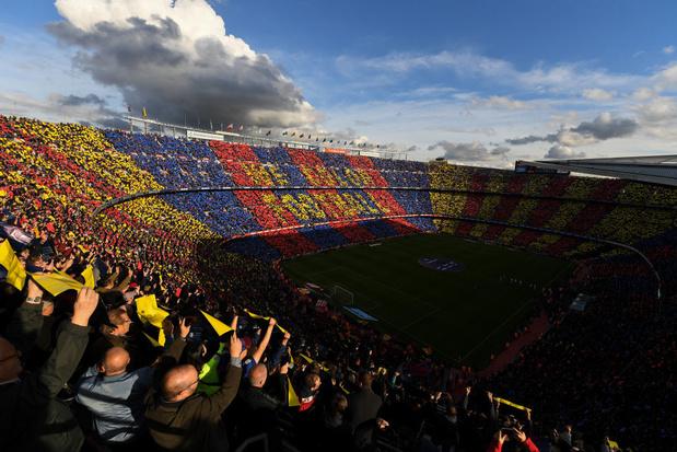 Le Clasico Barça-Real reporté