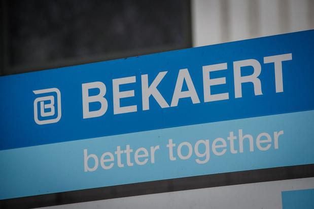 Chiffre d'affaires record au premier semestre pour Bekaert qui relève ses prévisions