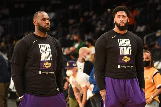 LeBron James et Anthony Davis n'irontpas aux JO de Tokyo