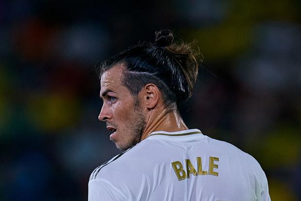 Bale sauve le Real Madrid d'un premier revers en Liga à Villarreal