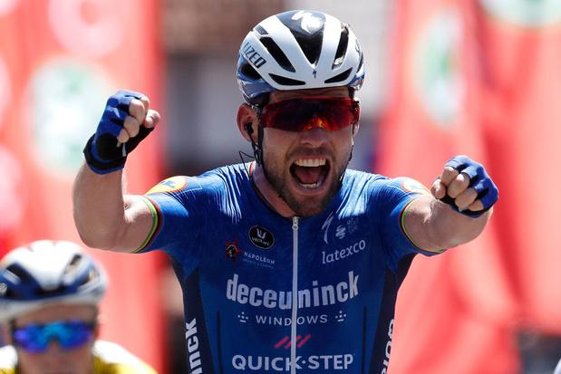 Cavendish revient sur le Tour de France après 3 ans d'absence