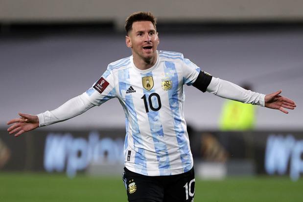 Lionel Messi s'offre un record de Pelé