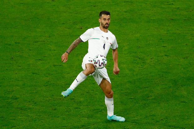 EURO 2021: Leonardo Spinazzola, opéré du tendon d'Achille, assistera à la finale