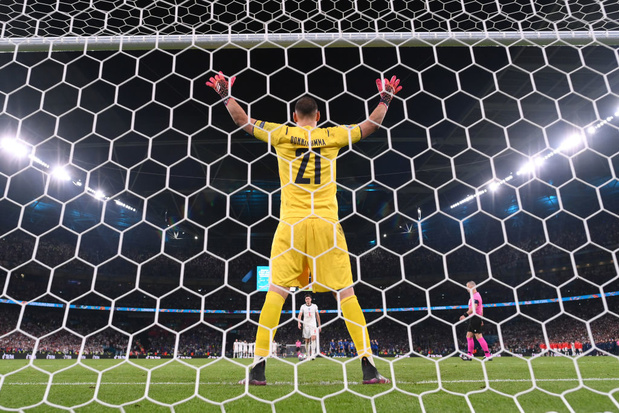 EURO 2021: Donnarumma élu meilleur joueur du tournoi et Pedri meilleur jeune