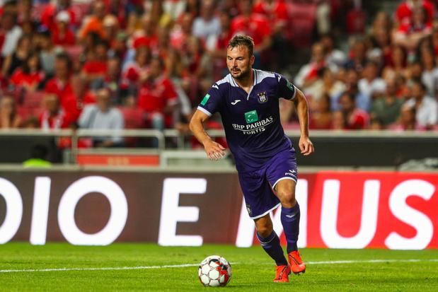 Anderlecht prête Milic au Rayo Vallecano