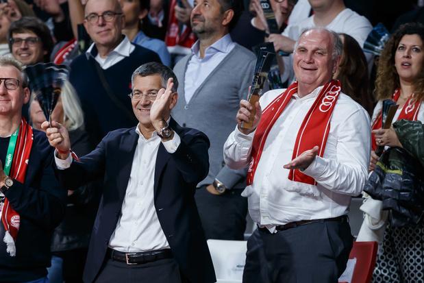 Herbert Hainer, de la présidence d'Adidas à celle du Bayern