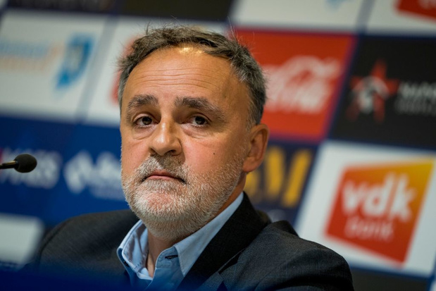 """Emilio Ferrera, responsable des jeunes gantois: """"Je n'ai pas besoin d'avoir des matches avec des stades pleins et de la médiatisation"""""""