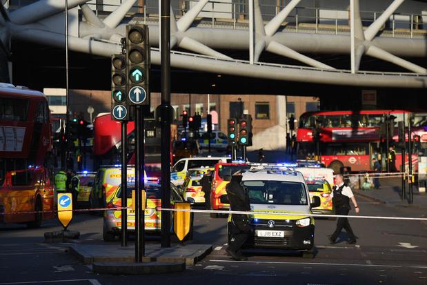 L'attaque terroriste au couteau à Londres fait deux morts