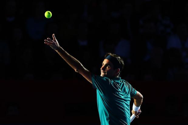 Federer immortalisé sur une pièce de francs suisses