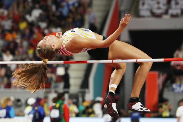 Nieuwjaarsbrief atlete Hanne Maudens: 'Ik droom van de Olympische Spelen'