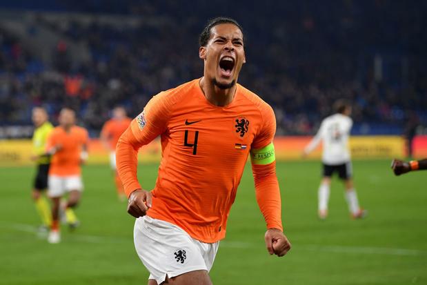 Quiz du jour: les Néerlandais au classement du Ballon d'or