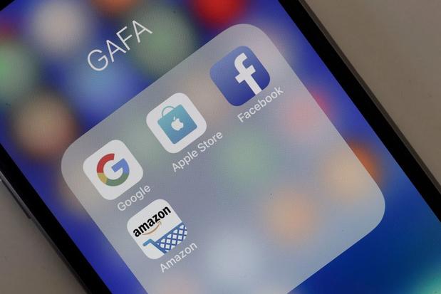 Des parlementaires américains veulent séparer les activités des Gafa