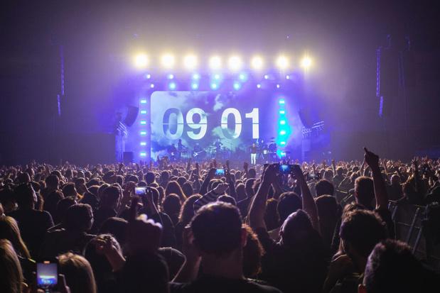 Un concert de rock et 5.000 spectateurs sans distance de sécurité à Barcelone