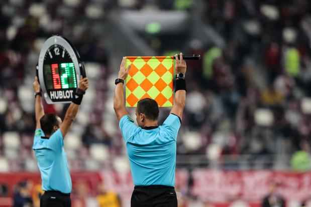La FIFA prête à autoriser 5 remplacements après la crise du coronavirus