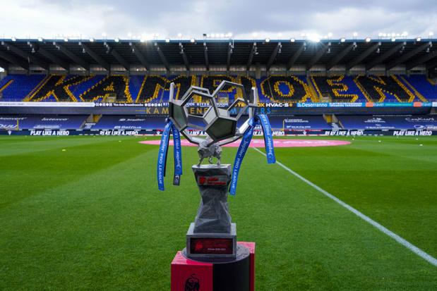 Pro League: Une D1A toujours à 18 en 2022-23, les espoirs intégrés en D1B