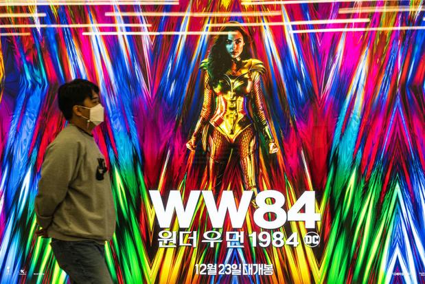 Wonder Woman 1984 breekt lockdownrecord in VS