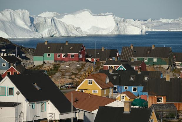 Promis, Trump ne construira pas de gratte-ciel au Groenland