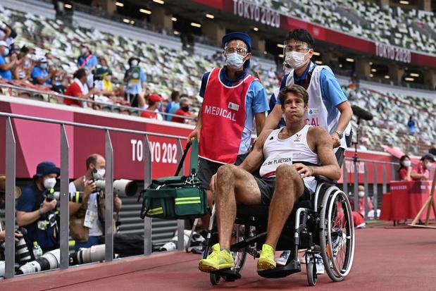 """Thomas Van der Plaetsen sera """"absent plusieurs mois"""" après sa grave blessure au décathlon"""