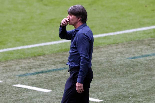 EURO 2021: Joachim Low, une fin de règne en mode mineur
