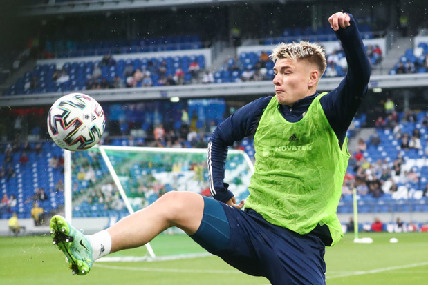 EURO 2021: Positif au covid-19, le Russe Mostovoy est remplacé par Evgenyev