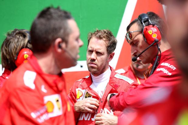 F1: quelle grille en 2021 après l'annonce du départ de Vettel de Ferrari?