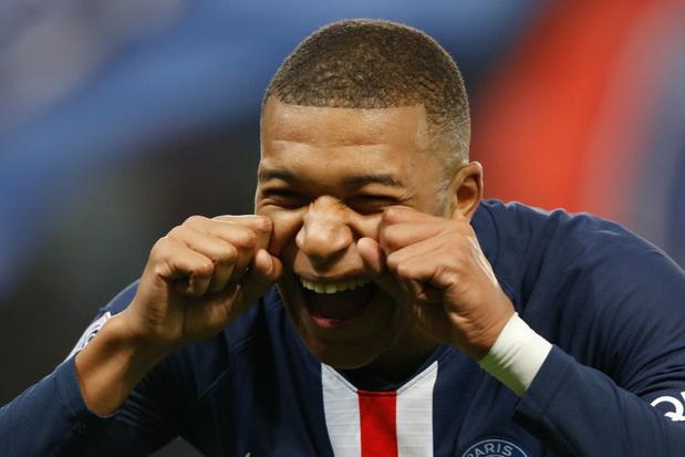 """Mbappé va-t-il prolonger au PSG? """"Pas le moment de faire des vagues"""""""