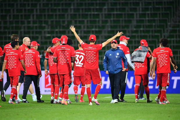 Les secrets de la domination écrasante du Bayern
