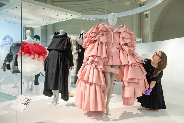 Balenciaga keert terug naar haute couture