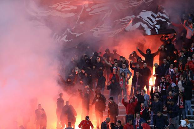 Chants anti-wallons: l'Antwerp sanctionné d'une amende de 1.000 euros