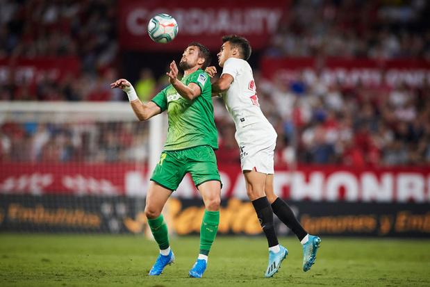 Malgré un assist de Januzaj, la Real Sociedad s'incline à Séville