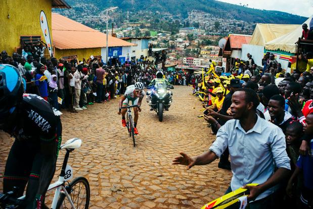 L'Afrique aura droit à ses premiers mondiaux de cyclisme au Rwanda en 2025