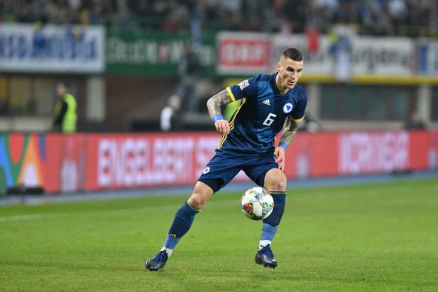 Anderlecht dit (enfin) adieu à l'encombrant Ognjen Vranjes